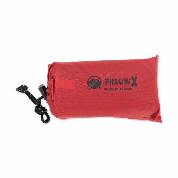 PILLOW X Oreiller gonflable - Rouge