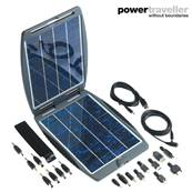 SOLARGORILLA Grand panneau solaire multi-usages - 40 Watts