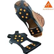 CRAMPONS L grips sur-chaussure antidérapants - (42/44)