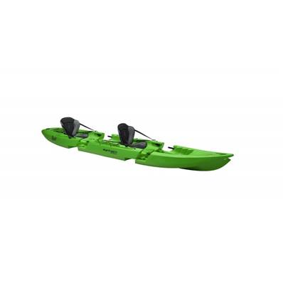 TEQUILA GTX DUO Kayak modulable deux places - Lime