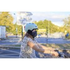 FACEGUARD A Echarpe filtrante anti-pollution - Anthracite